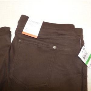 Style & Co Twill Mid Rise Comfort Waist Leggings